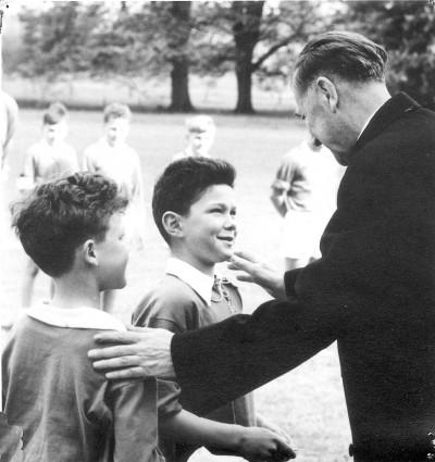 003 Le Père Arthur, premier directeur du Collège